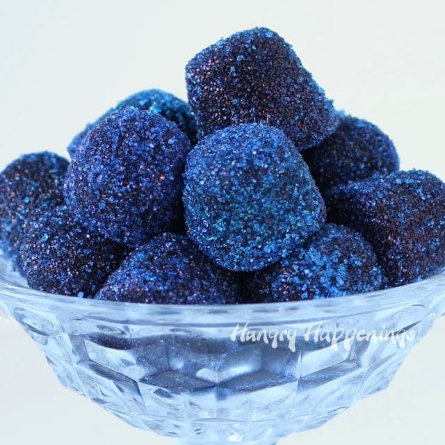Blueberry candy recipe