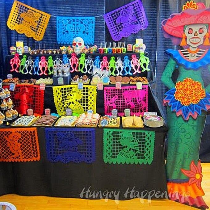 Day Of The Dead Party Fun Decorating Ideas For Dia De Los Muertos
