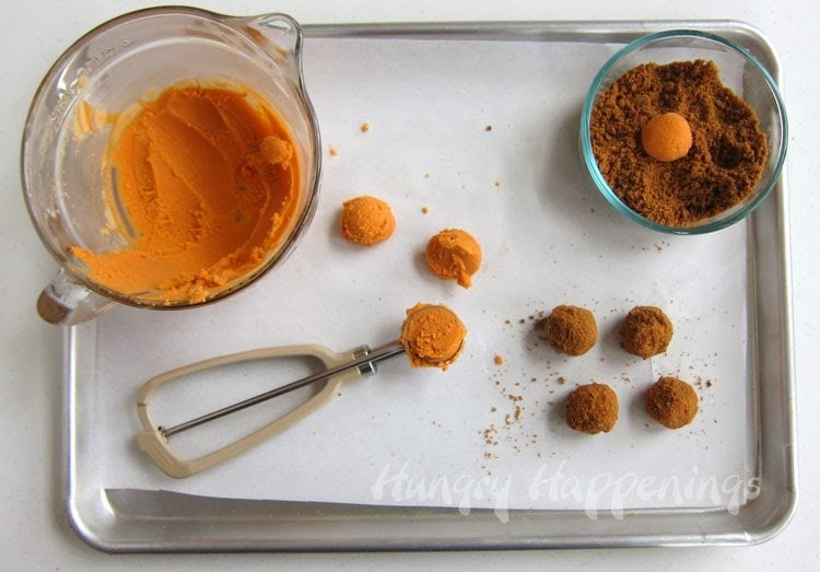 Pumpkin truffle recipe