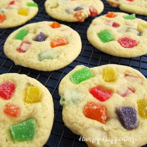 Gumdrop Cookies Recipe