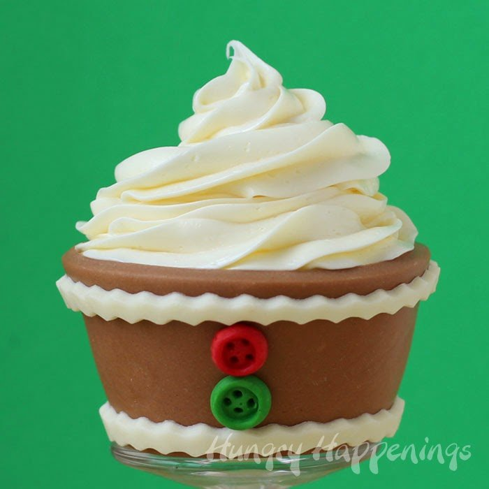 Cute Christmas desserts