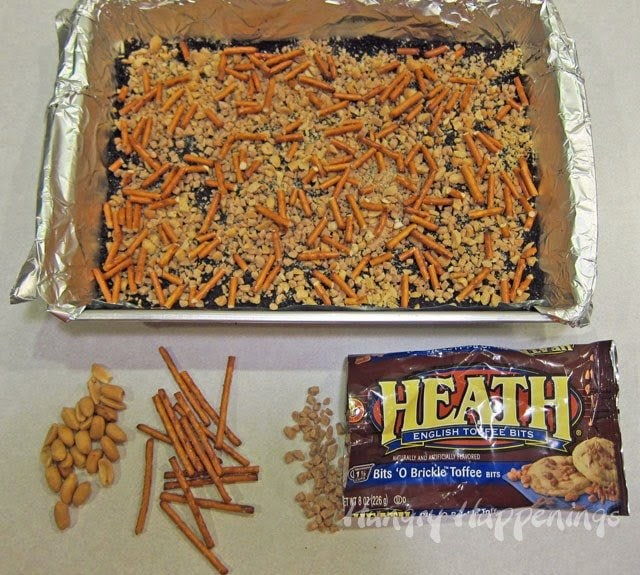 Heath bar dessert