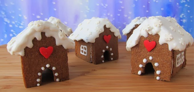Cute Gingerbread recipe