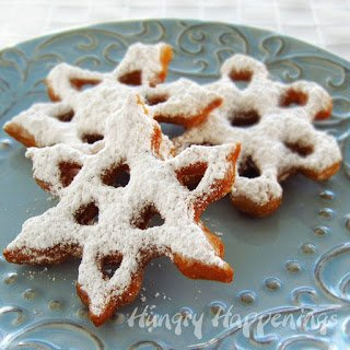 snowflake dessert recipe