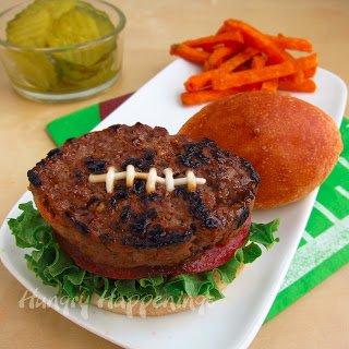 Super Bowl dinner ideas
