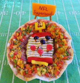 Football snack recipe