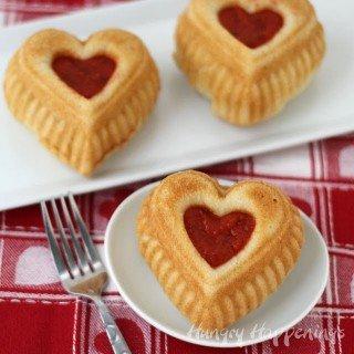 Calzone Hearts – Valentine's Day Dinner