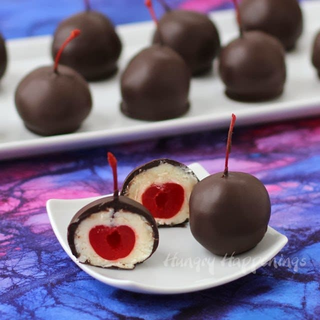Cherry cake ball recipe