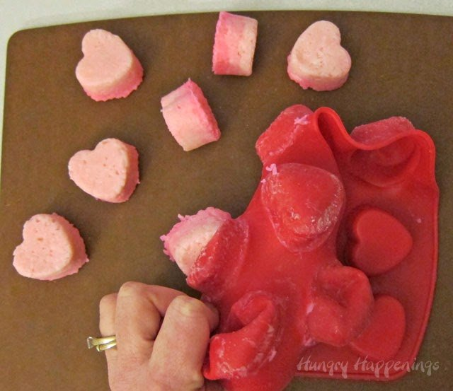 Heart candy recipe