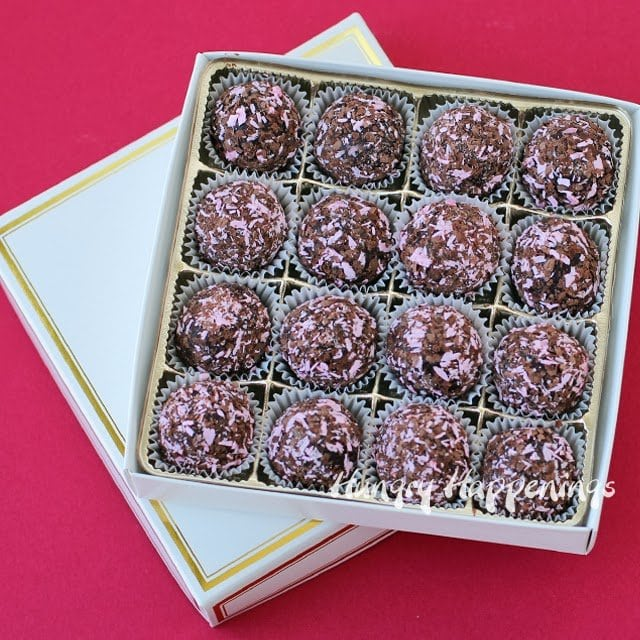 Chocolate Raspberry truffle recipe