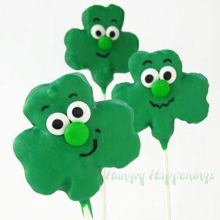 St. Patrick's Day snack recipe