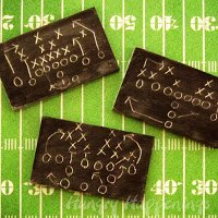 chocolate chalkboards