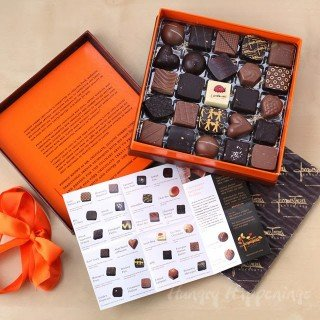 My Love of Mr. Chocolate, Jacques Torres