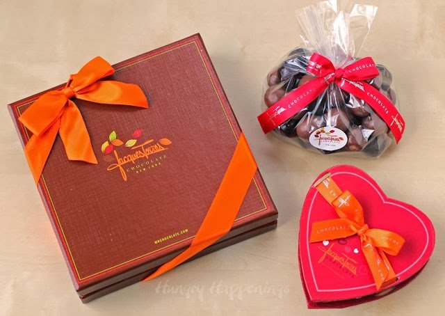 Jacques Torres Chocolates Boxes