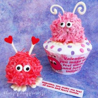 Valentine's Day cupcake recipe