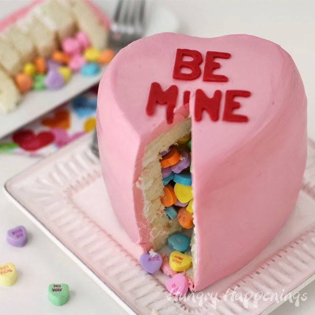 Valentine's Day cake recipe