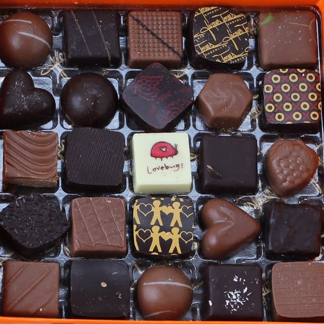 Jacques Torres Chocolate Truffles