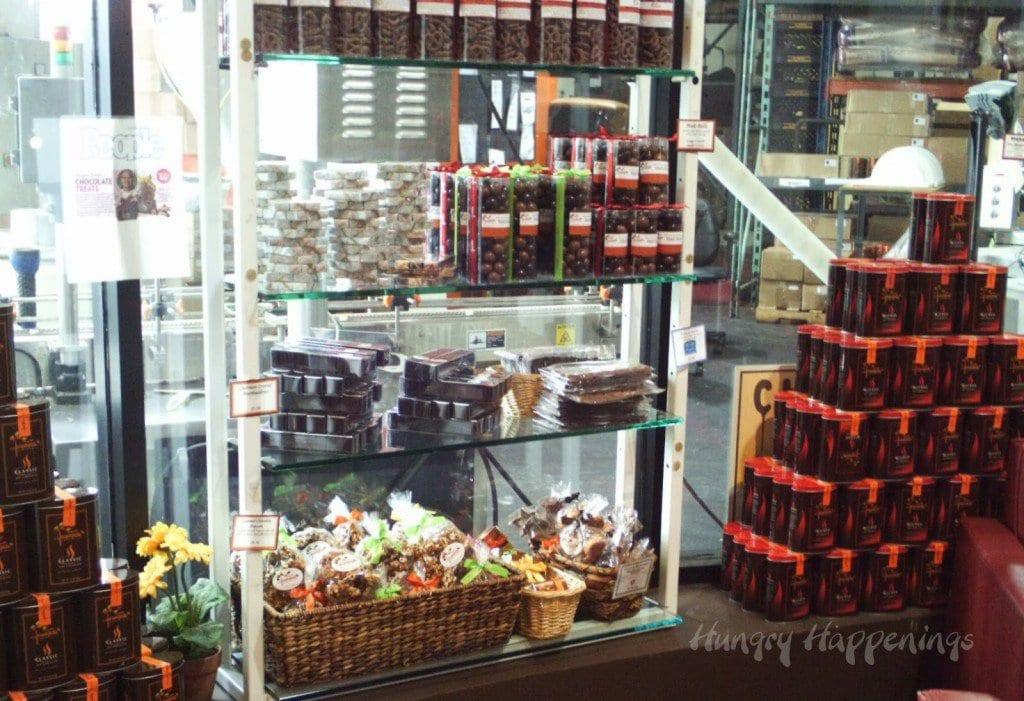 Jacques Torres chocolate shop
