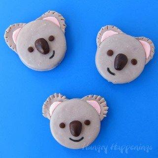 Koala Oreo Cookies