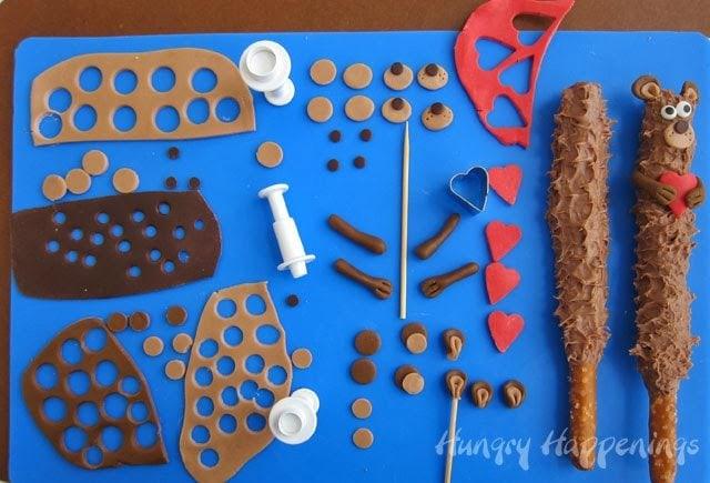 Valentine's day snack ideas