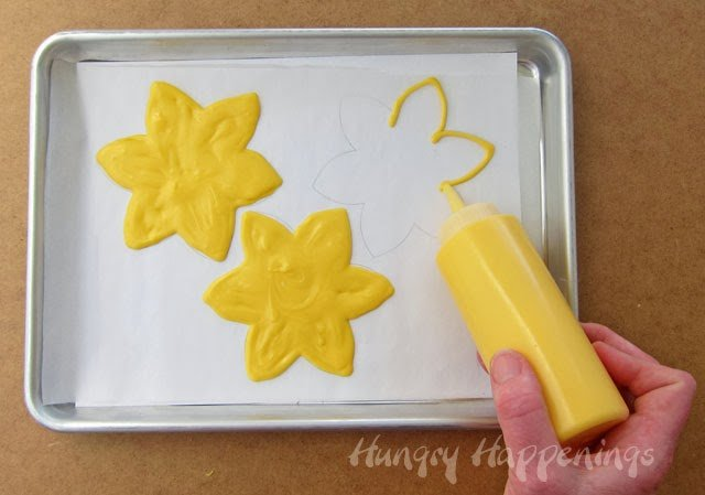 daffodil candy ideas