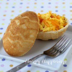 Crescent Roll Easter Eggs