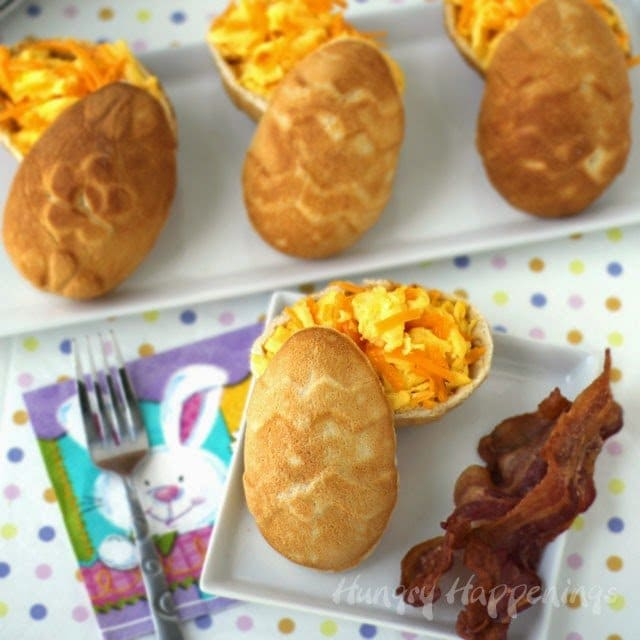 Easter Brunch Recipes | HungryHappenings.com