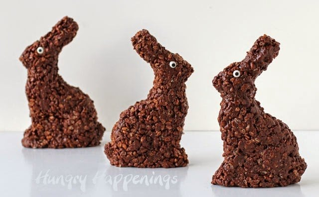 Easter bunny candy recipe