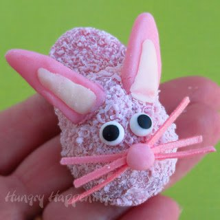 Easter bunny candy recipes