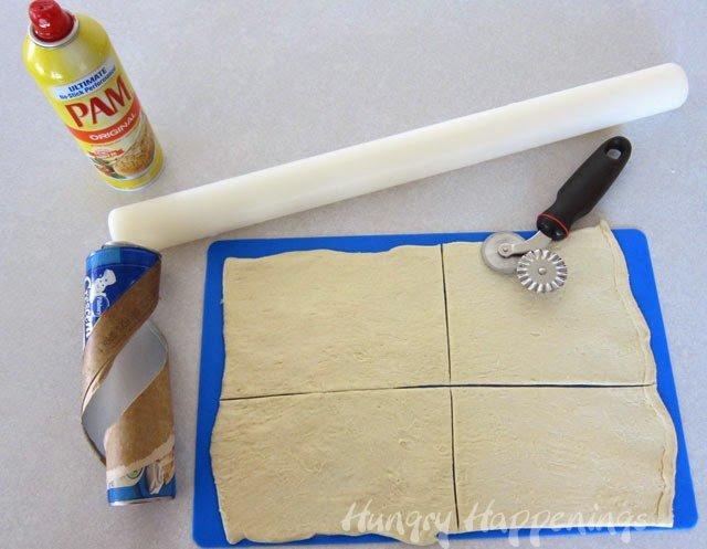 Pillsbury Crescent Roll Seamless Dough Sheet Recipe