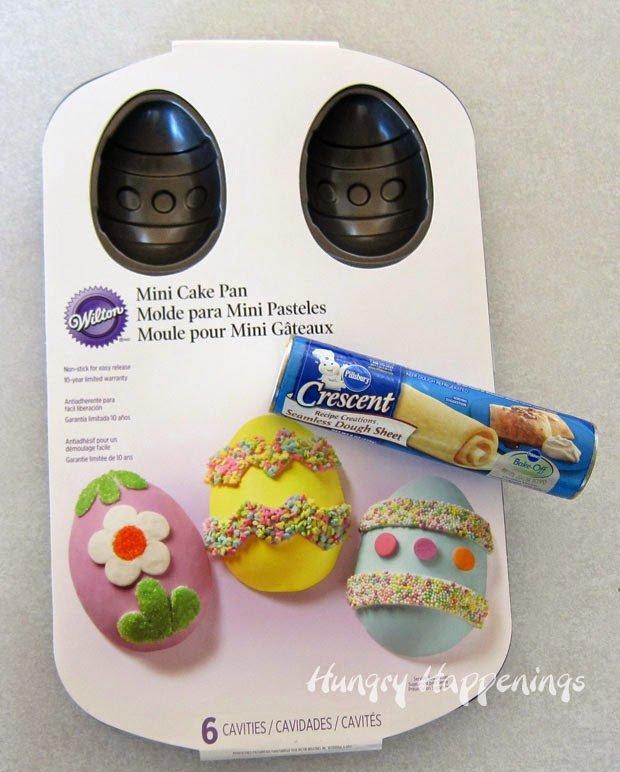 Easter Egg Baking Pan