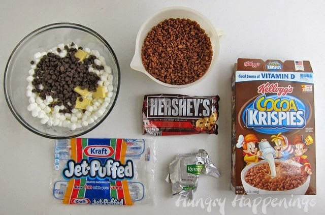 Cocoa Krispies Treat Recipes