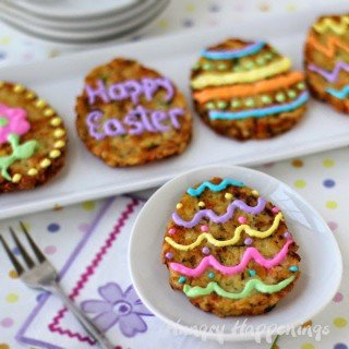 A fun Easter Brunch Idea – Hash Brown Fritter Easter Eggs