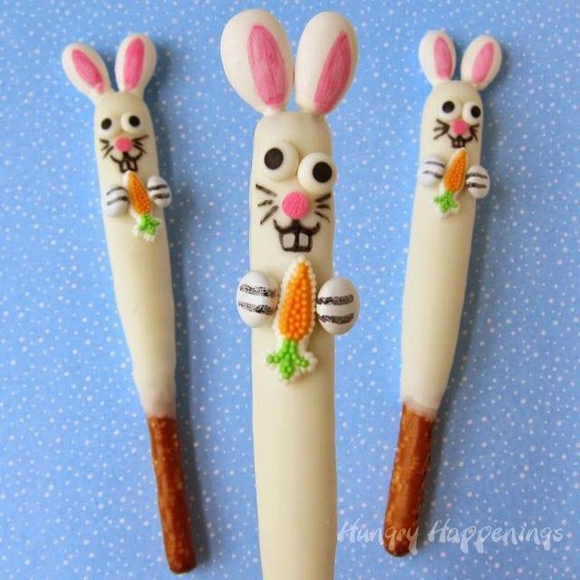 Easter Pretzels