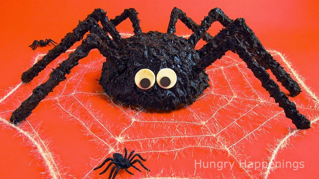 Super Sized Cake Ball Spider