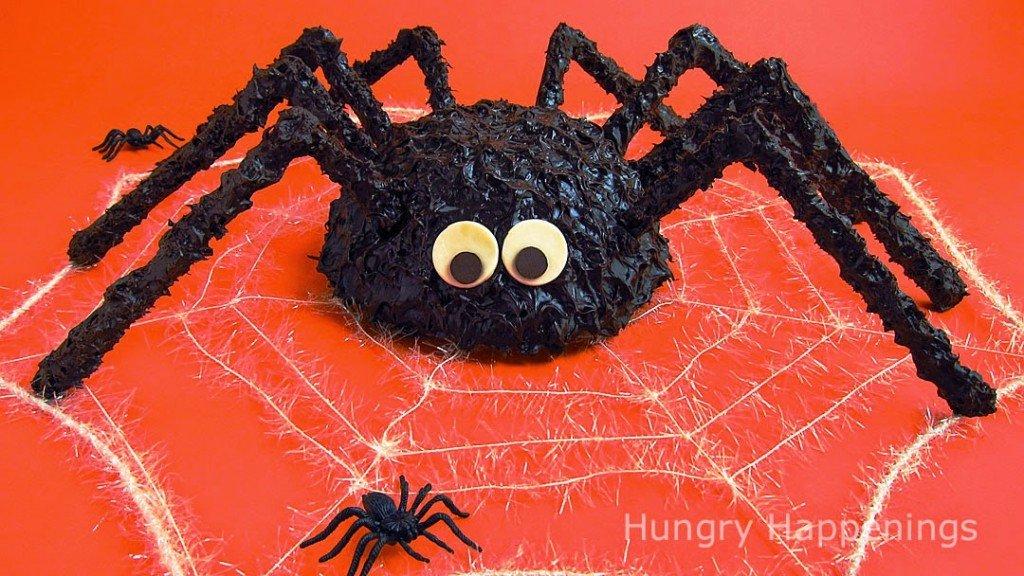 Super Sized Cake Ball Spider