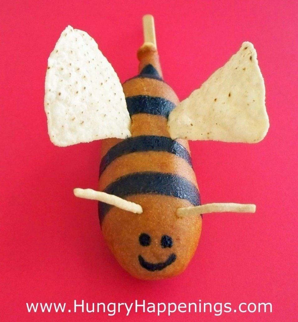 Bumble Bee Corn Dog