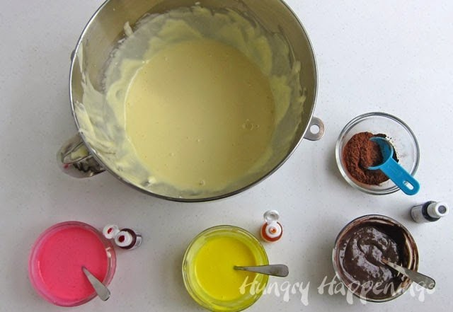 Decorated Daisy Cheesecake - coloring cheesecake