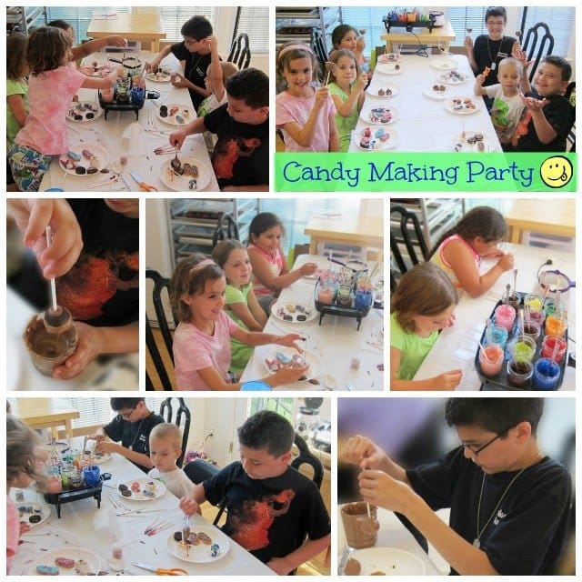 Candy Making Party