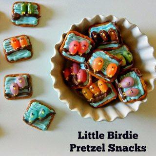 Little Birdie Pretzel Snack