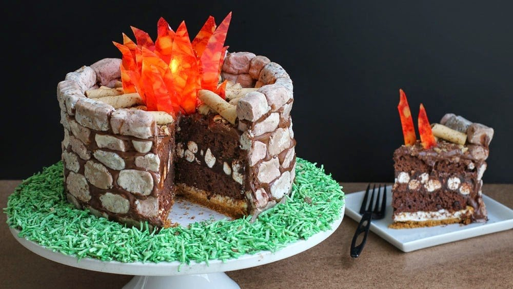 The Pit Chocolate Cake