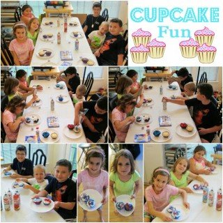 Cupcake Fun with Kids