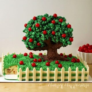 Apple Tree Cake