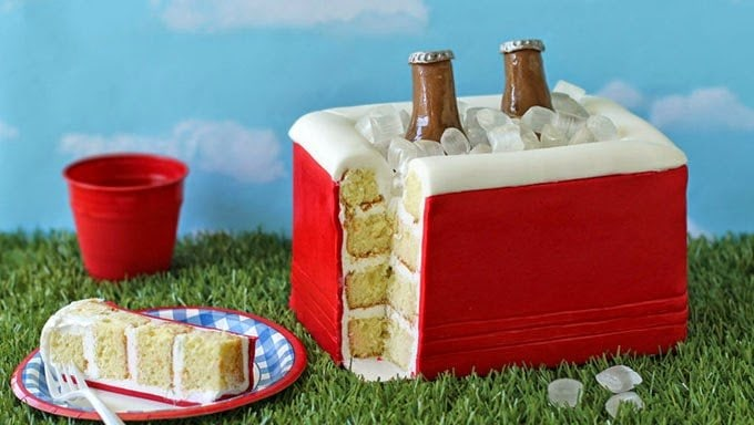 fun summertime dessert cake