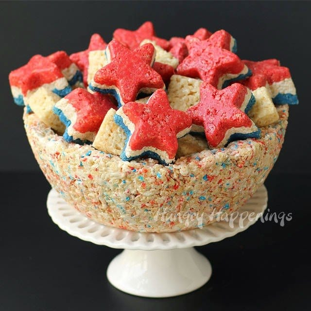 Captain America Party Food Ideas