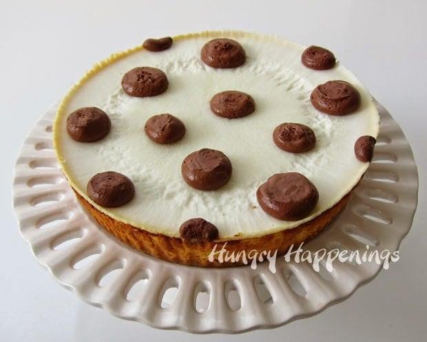 pound cake cheesecake