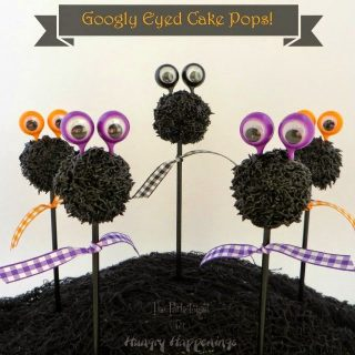 Googly Eyed Cake Pops