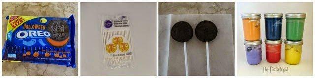Oreo Cookies Pops