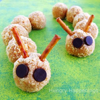 Bug Themed Party Food