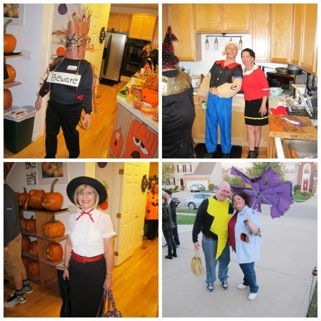 Adult Halloween Costume Ideas | HungryHappenings.com